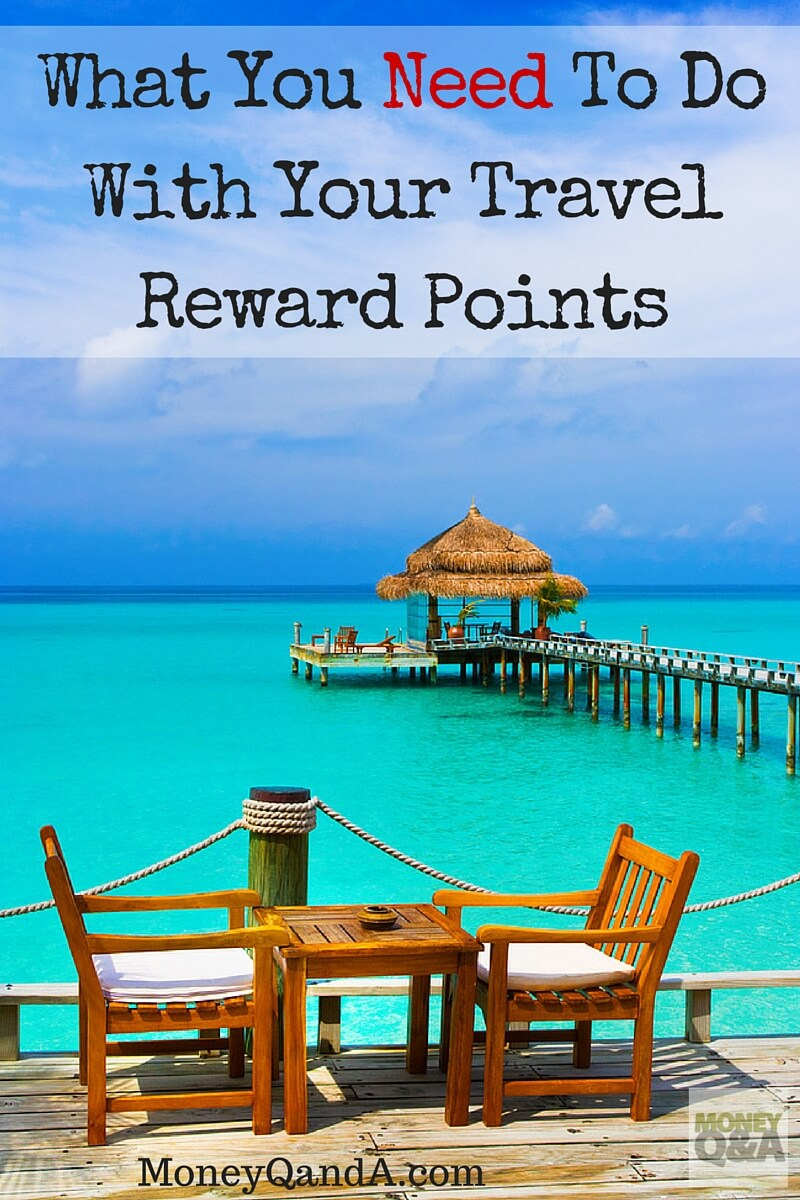 What You Should Do With the Reward Points You're Sitting On