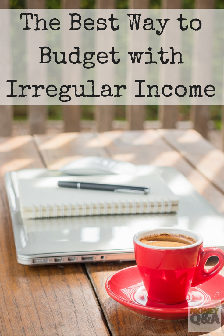 Best Way to Budget with Irregular Income