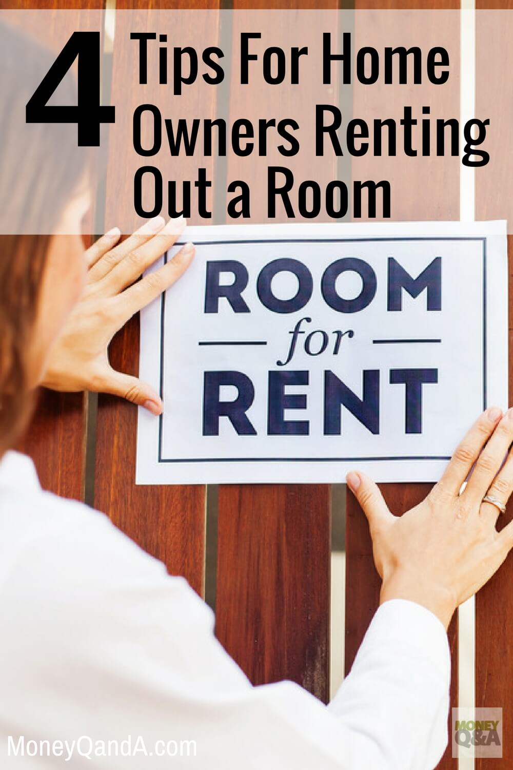 Renting out a room