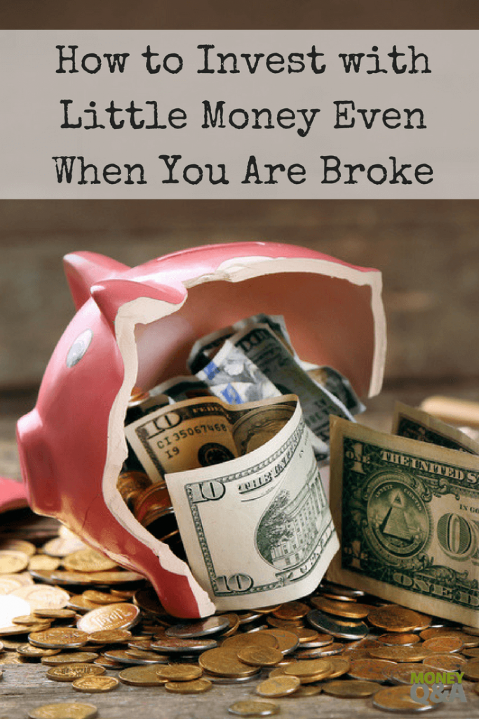 How to Invest with Little Money Even When You Are Broke