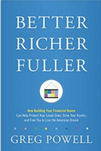 Greg Powell, author of Better, Richer, Fuller