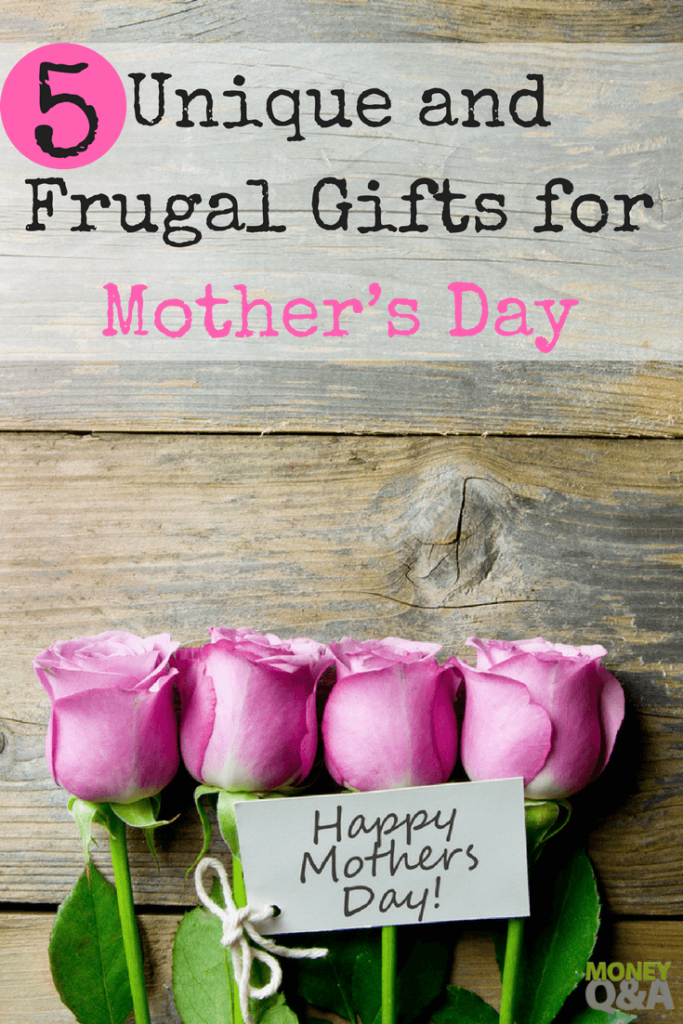 Cheap Mothers Day Gift Ideas