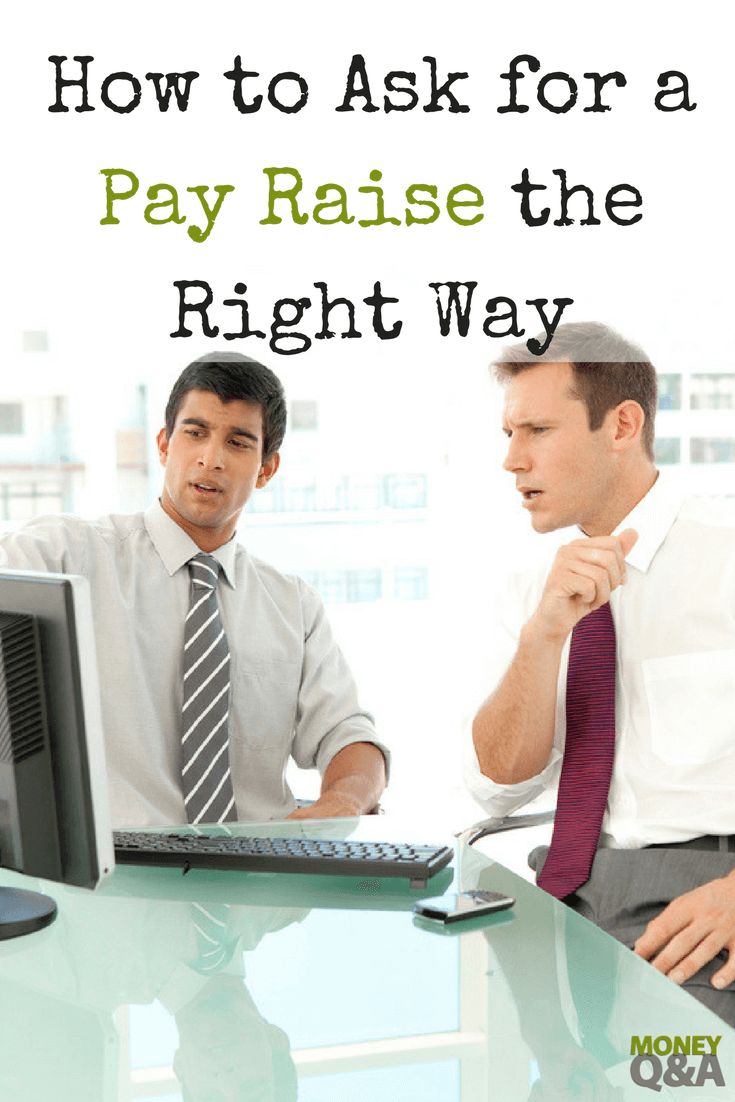 How to Ask for a Pay Raise