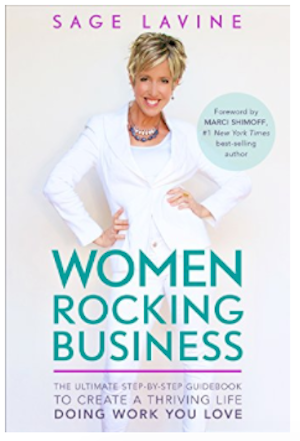 Women Rocking Business by Sage Lavine
