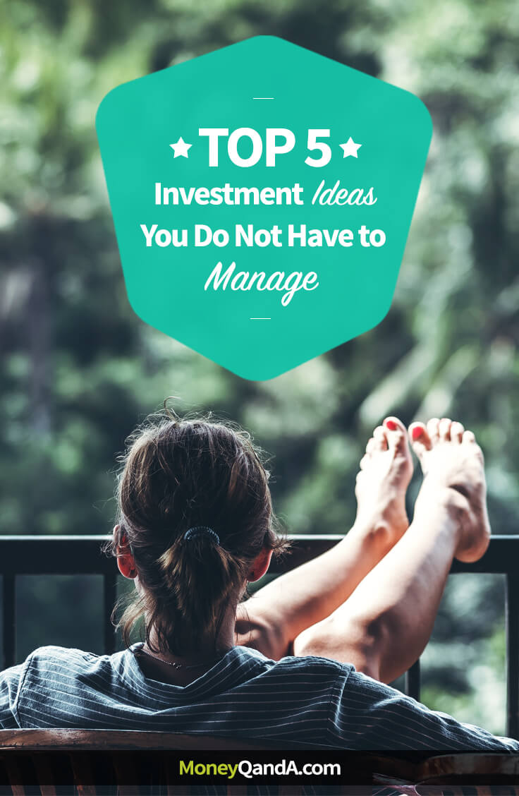 Investment Ideas You Do Not Have to Manage