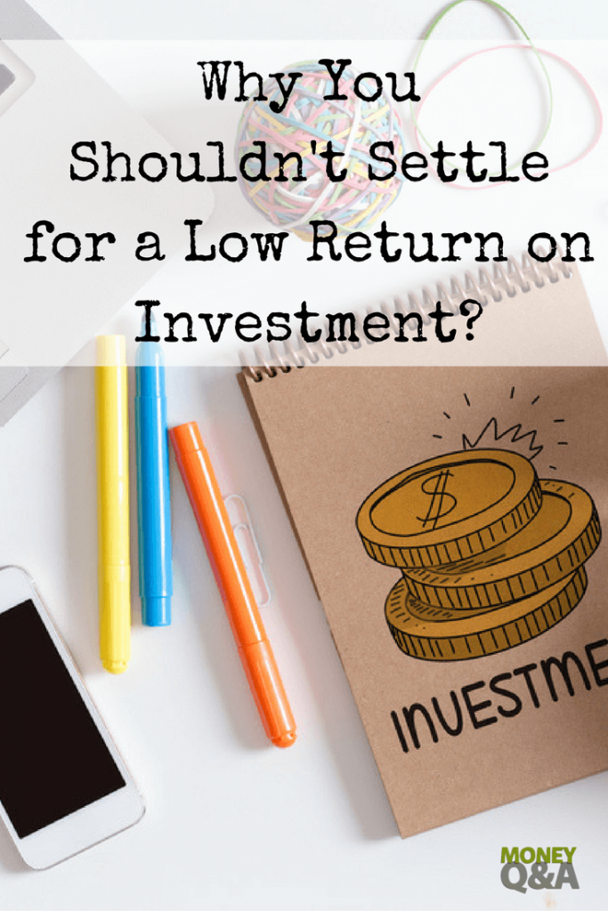 what is a good return on investment