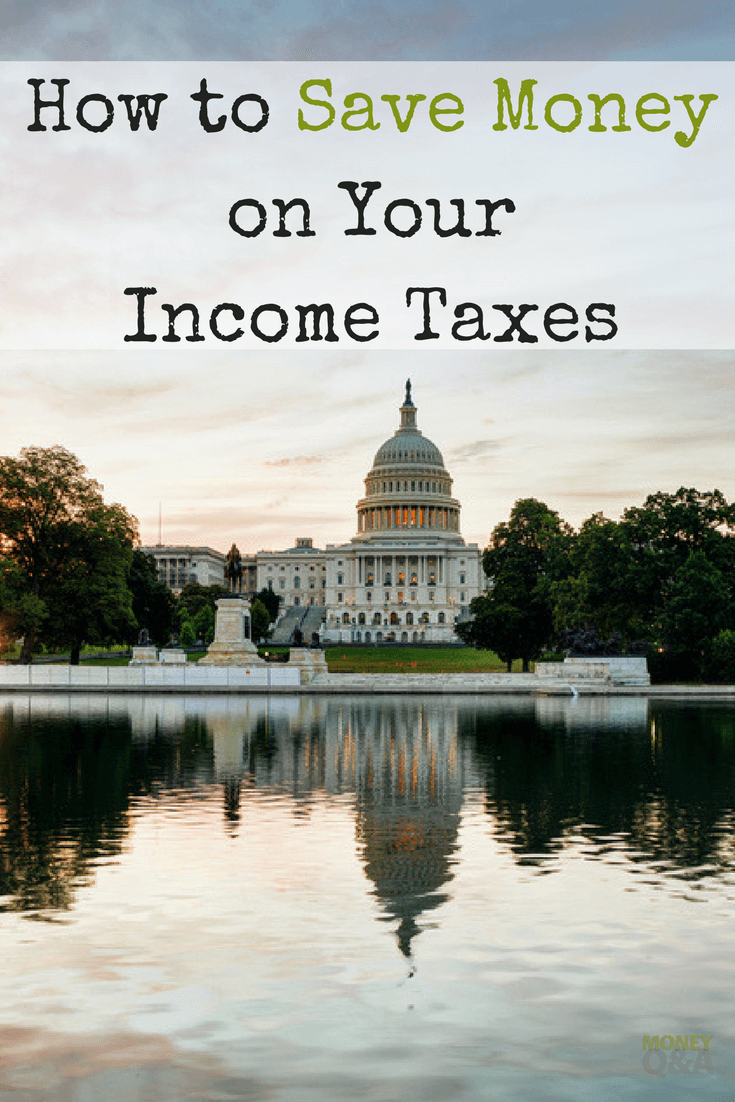How You Can Save on Taxes