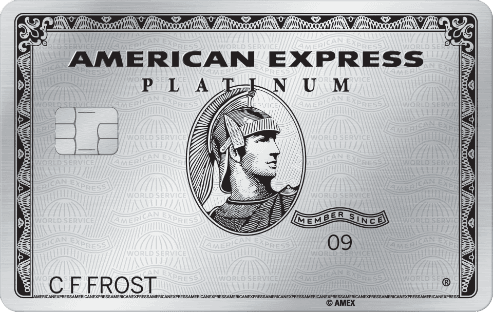 The American Express Platinum Card®