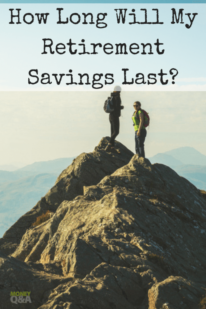 How Long Will My Retirement Savings Last?