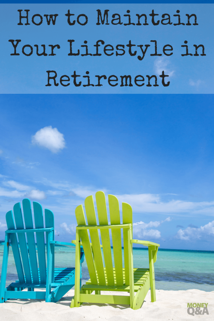 lifestyle in retirement