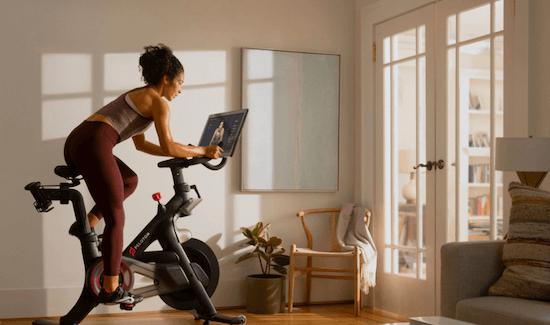 Affirm loans for Peloton spin bikes