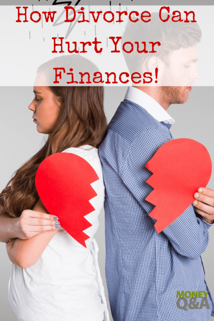 Divorce Hurt Your Finances