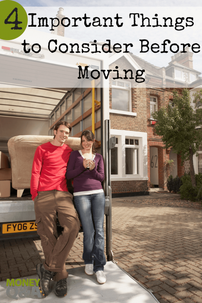 Consider Before Moving to a High Cost of Living Area
