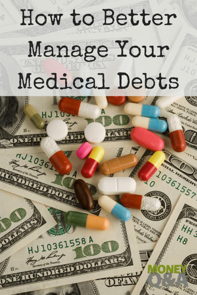 Manage Your Medical Debts